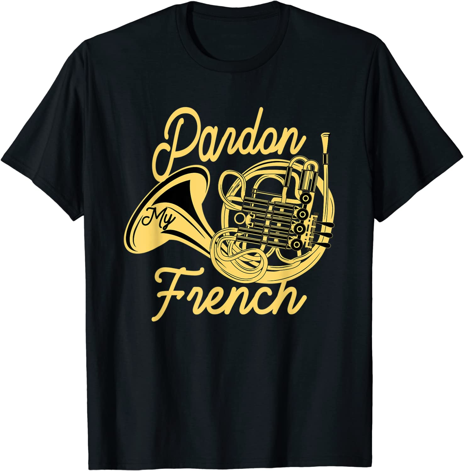 Great French Horn Player Weekly Online limited product update Gift T-Shirt