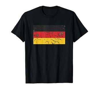Amazon.com: I Love Alemania, bandera alemana, playera, niños ...