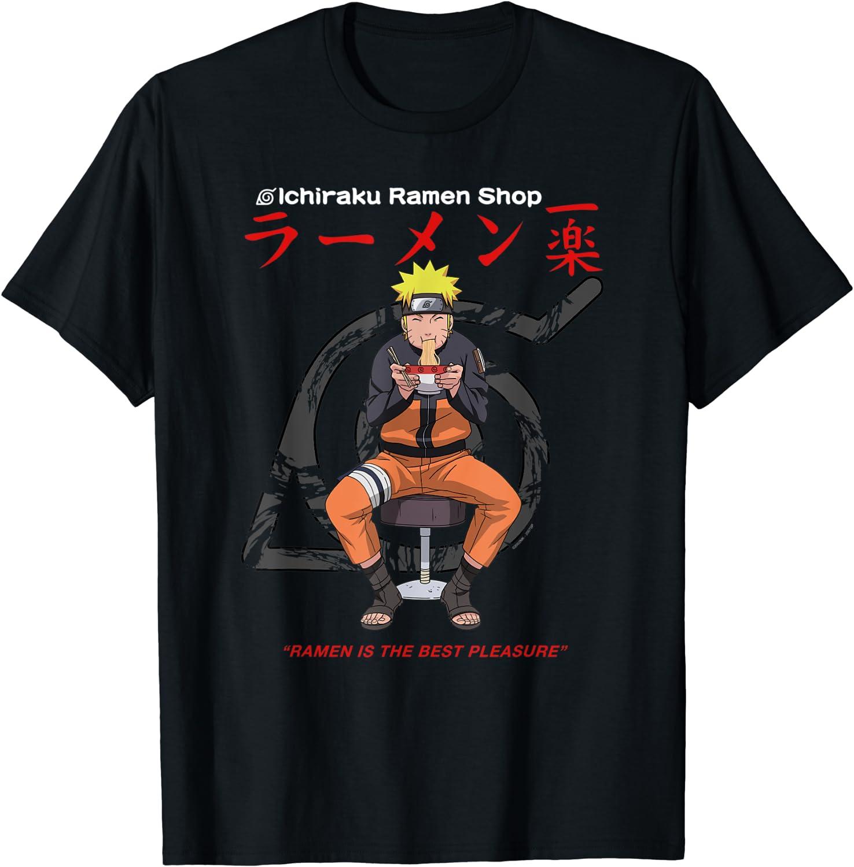 Naruto Shippuden Ichiraku Ramen Shop T-Shirt