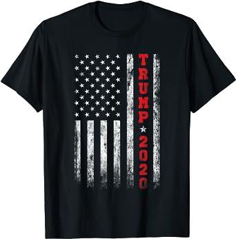 Question Everything Trump 2020 US Flag T-Shirt Men Women S-3XL NEW