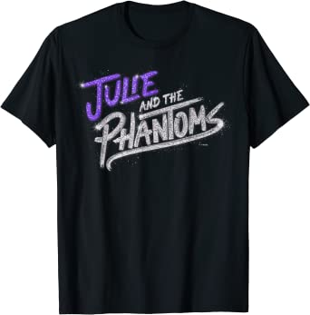 Julie And The Phantoms Stacked Logo T-Shirt