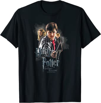 Harry Potter Deathly Hollows Cast T-Shirt