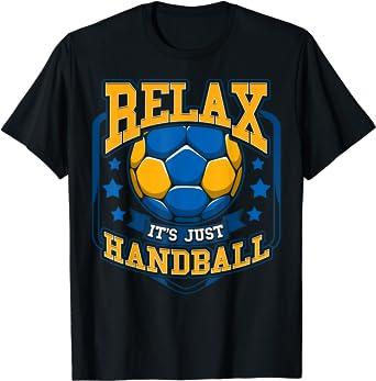 Joueurs de handball Humour de citation T-Shirt
