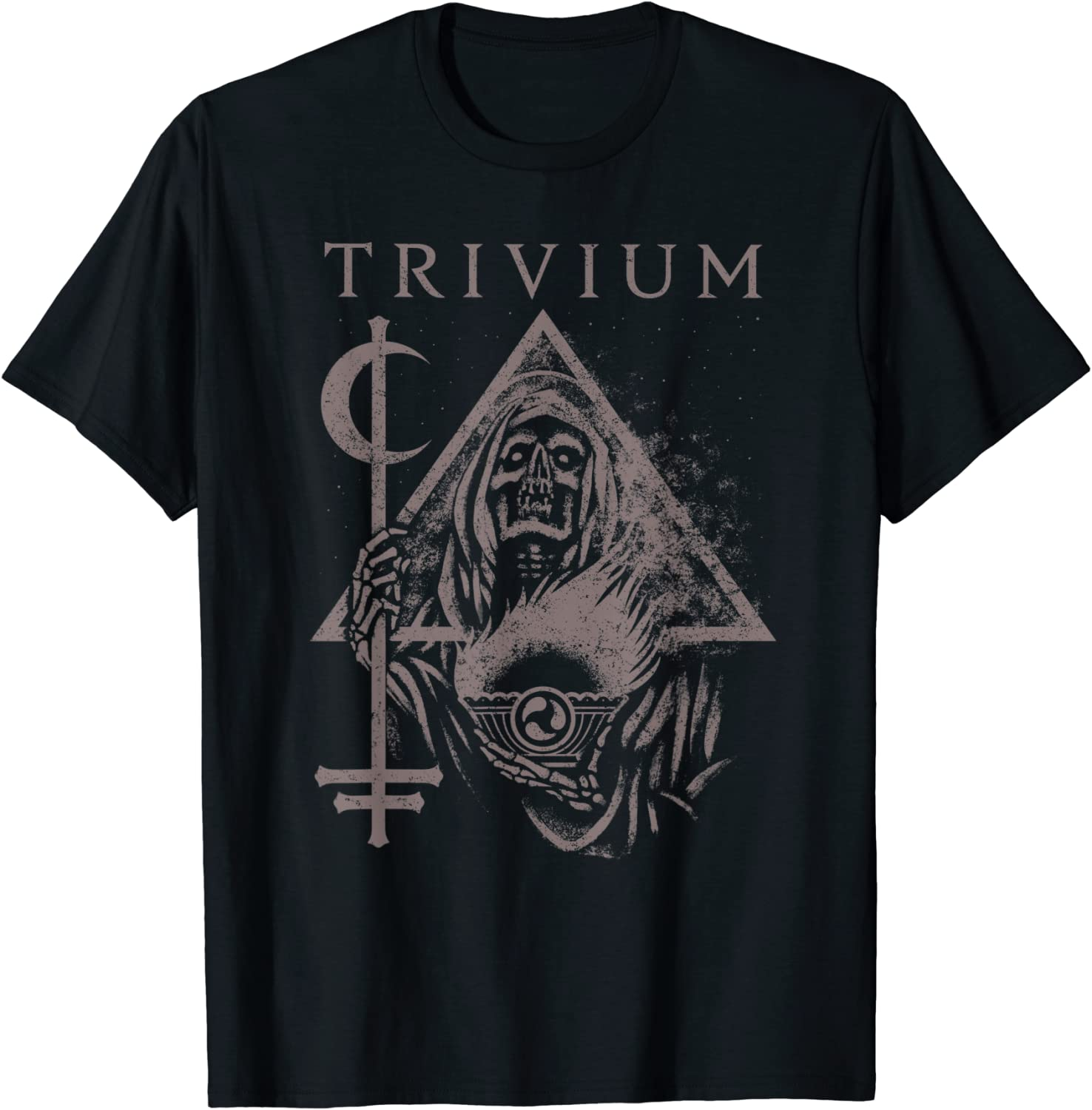 supreme Trivium Super beauty product restock quality top Reaper Triangle T-Shirt