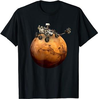 Mars 2020 Rover Perseverance NASA T-Shirt