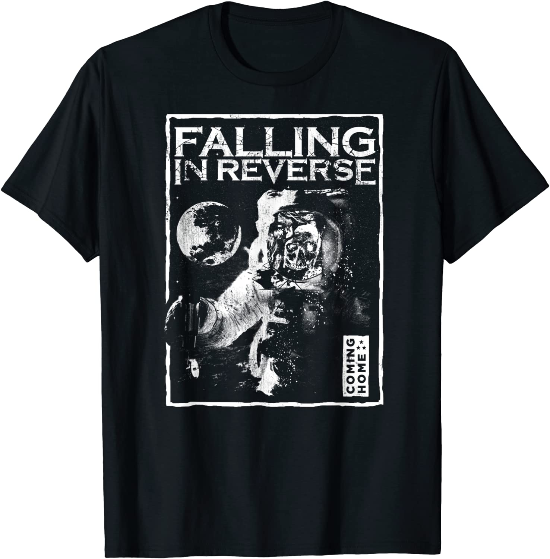 Falling In Reverse - Official Merchandise - Spacewalk T-Shirt