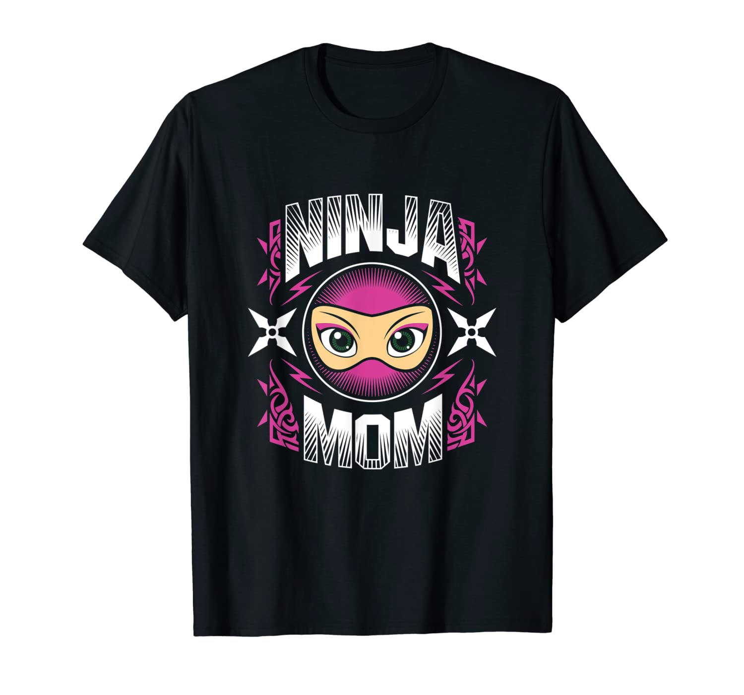 Ninja Mommy T-Shirt Mom Ninja Tee Mother's Day Warrior Gift