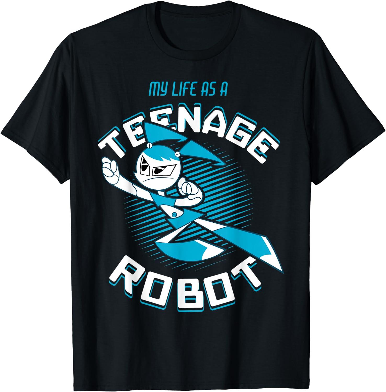 Nickelodeon My Life As a Teenage Robot T-Shirt