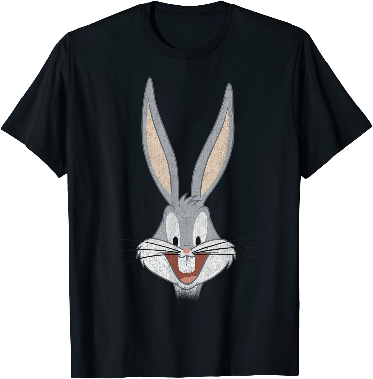 Looney Tunes Bugs Bunny Big Face Costume T-Shirt