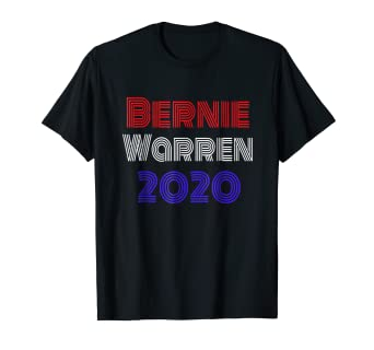 Amazon.com: Bernie Sanders Elizabeth Warren Vote 2020: Clothing