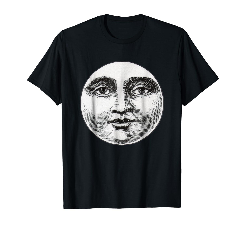 Amazon.com Vintage Full Moon Shirt moonchild Vintage