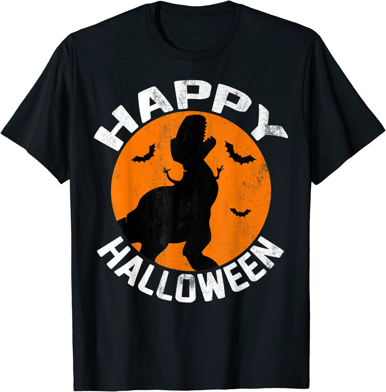 Disney Pixar Toy Story Rex Happy Halloween Graphic T-Shirt