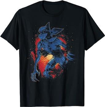 Stranger Things Day Demogorgon Portal T-Shirt