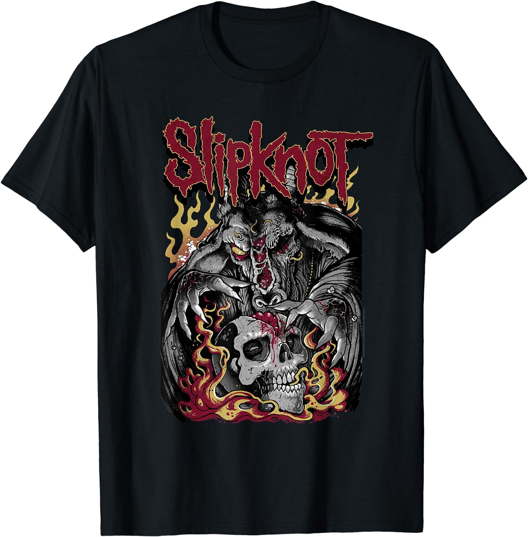 Slipknot Brain Superior T-Shirt Reaper Nippon regular agency