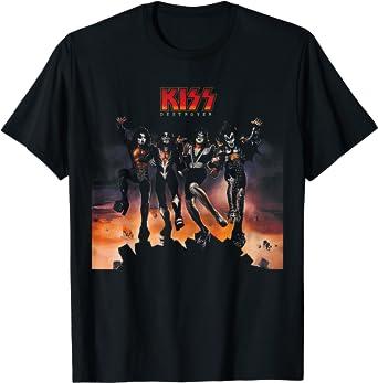 KISS - 1976 Destroyer T-Shirt
