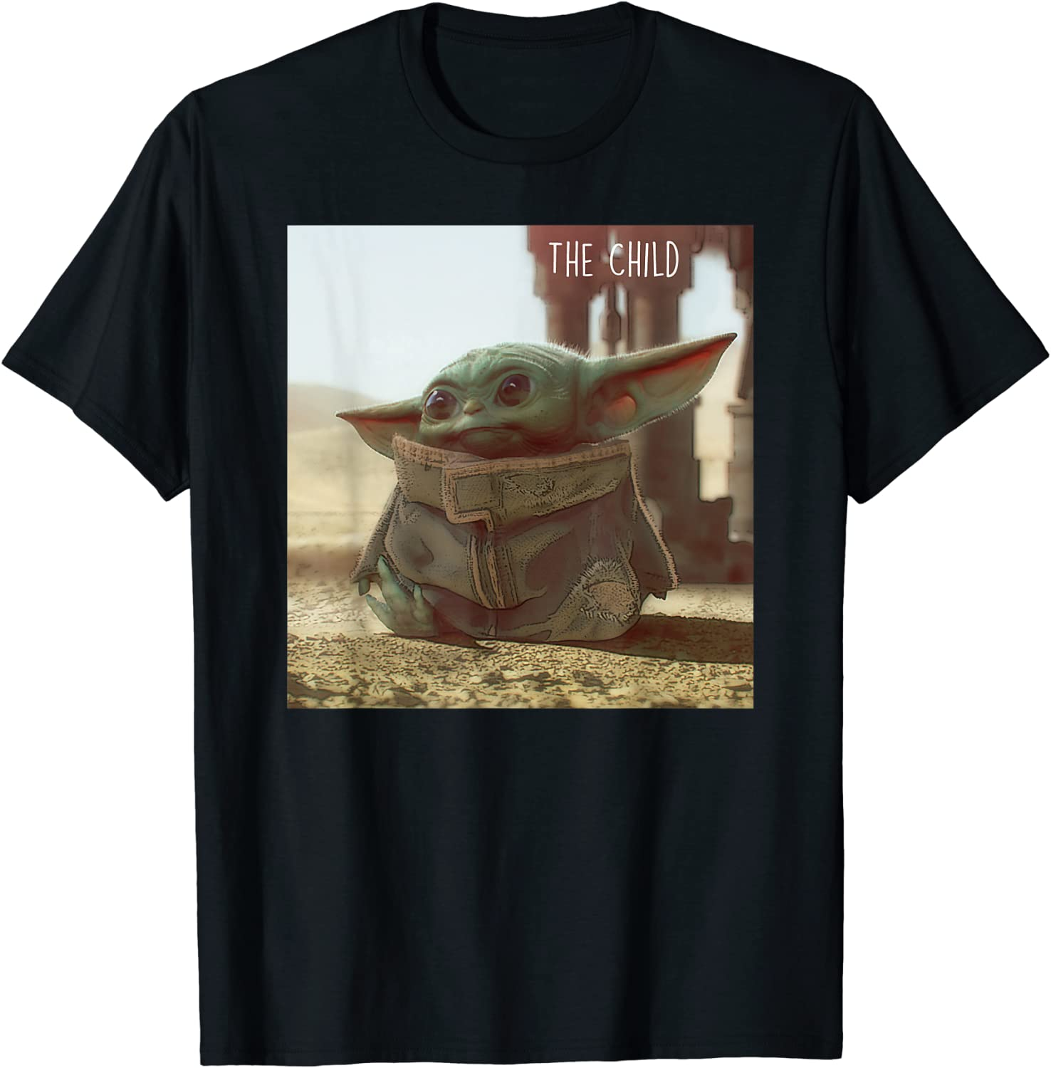 Baby Yoda I love you to the galaxy and back Gift T-Shirt