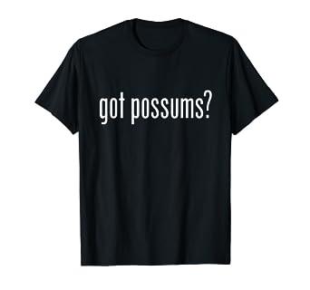 Amazon com: Got Possums Animal Name Funny Gift T-Shirt: Clothing