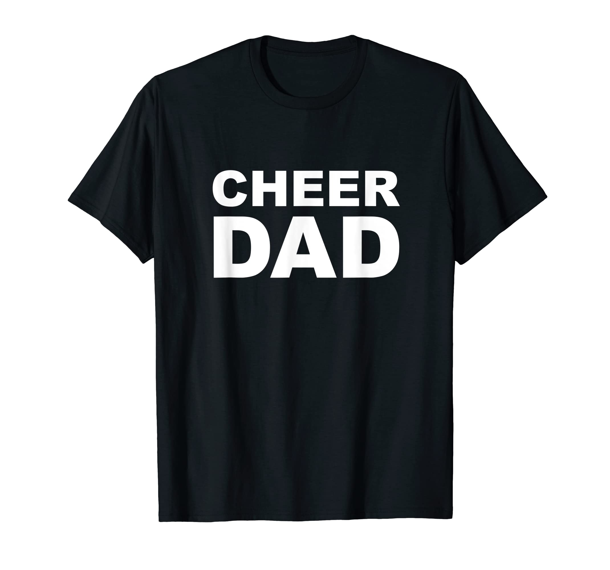 052377ea Amazon.com: Cheer Dad Shirt | T-Shirt for Cheerleader Dads: Clothing