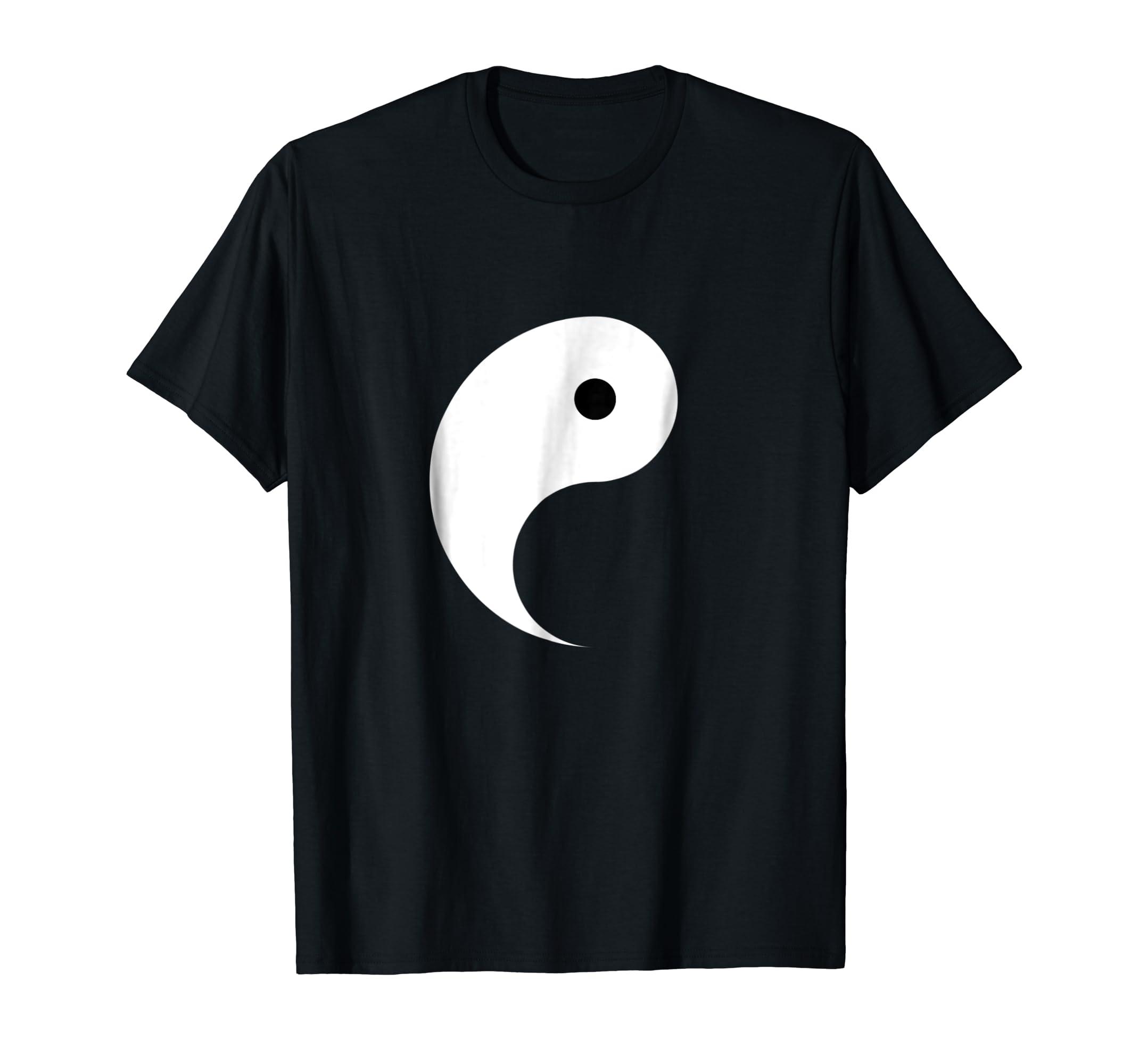 Yang shirt - Matching Yin Yang Costume Tshirt-mt