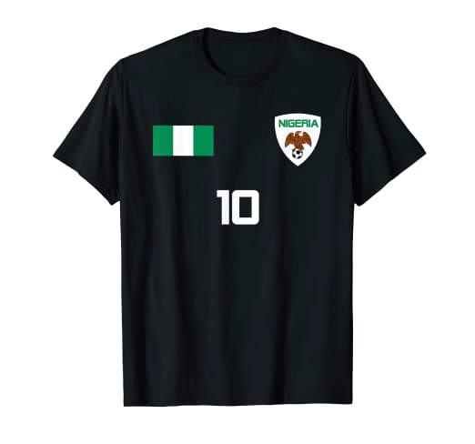 ee16bf14cb6 Amazon.com  NIGERIA JERSEY SHIRT WORLD SUPER EAGLES FOOTBALL SOCCER ...