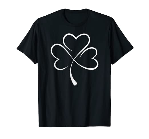 7e0b9b220 Image Unavailable. Image not available for. Color: Classy Shamrock T-shirt  Design for Saint Patricks Day