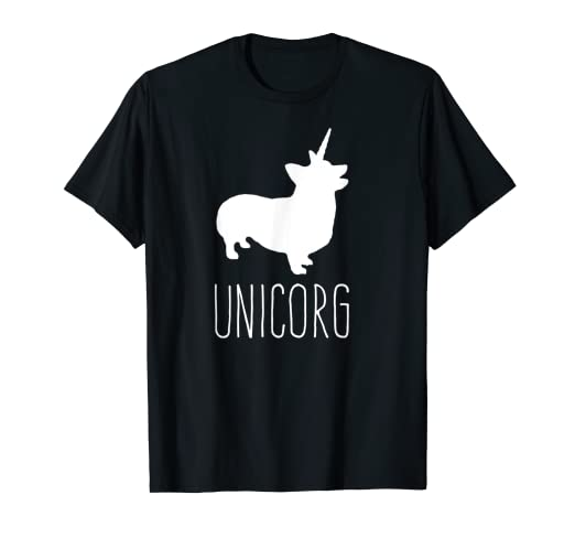 b72c587ef73 Amazon.com  Corgi Shirt - UniCorg Tshirt - Corgi Gift for Girls ...