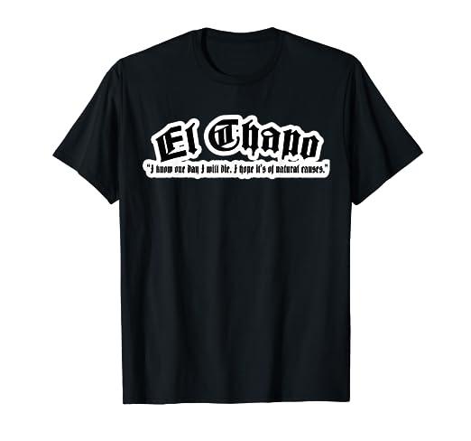 Amazon.com: El Chapo Shirt Mexican Cartel Overlord Gift ...