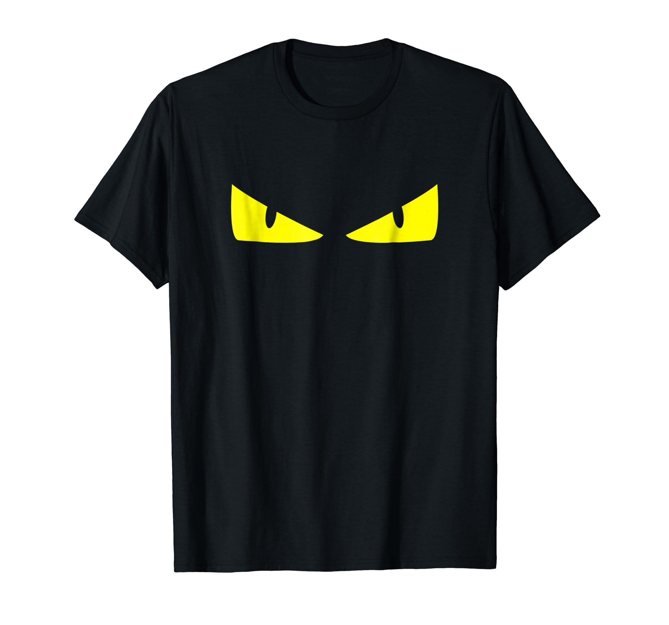 ee1ad8991df Amazon.com  Cool Monster Devil s Eye Shirt For Men Women kids Halloween   Clothing