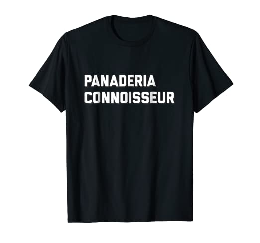 Panaderia Connoisseur T-Shirt | Pan Dulce Tee