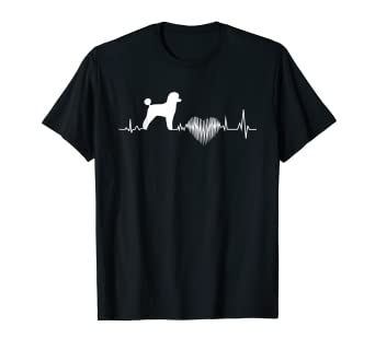 6bb12c354a17 Amazon.com  Miniature Poodle Funny T-Shirts For Dog Lovers  Clothing