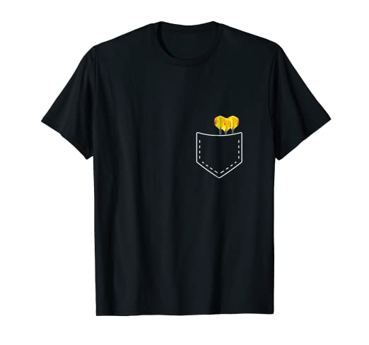 28019853bab2 Image Unavailable. Image not available for. Color: Mens Funny Darts Player  Tshirt | Breast Pocket Design ...
