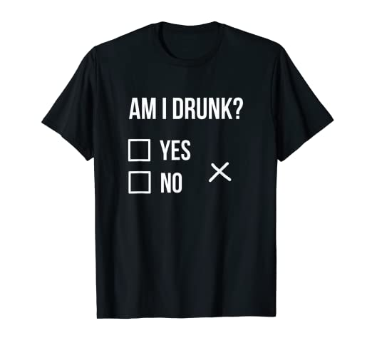 5ed30c1a Image Unavailable. Image not available for. Color: Funny Drinking Shirts ...