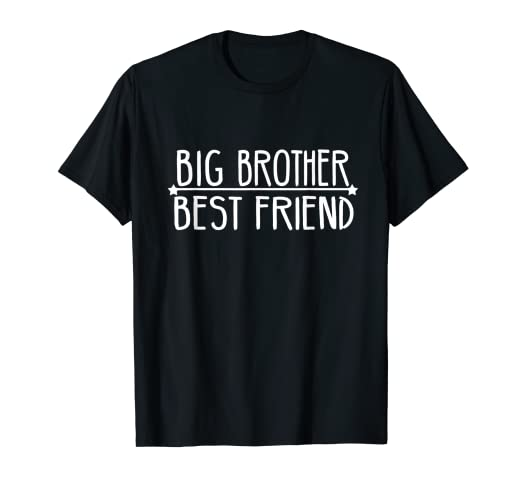 d681fb67a Image Unavailable. Image not available for. Color: Big Brother Best Friend  kids T Shirt ...