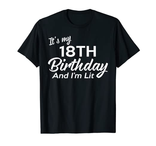 Image Unavailable Not Available For Color 18th Birthday Gift Ideas