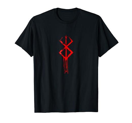 Amazon.com  Berserk Brand Of Sacrifice Anime T-Shirt  Clothing d57ab451b788