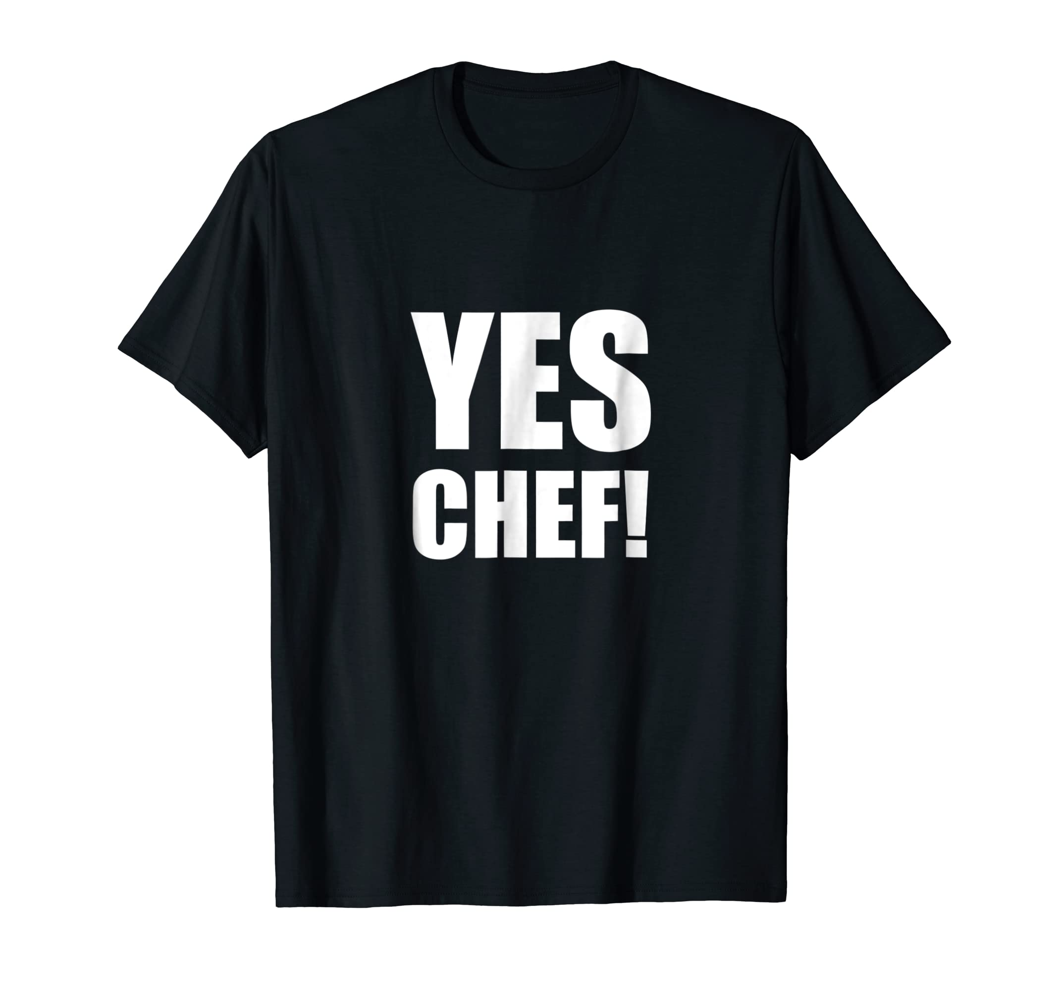 Funny Yes Chef! tshirt Christmas gift for women or men-azvn