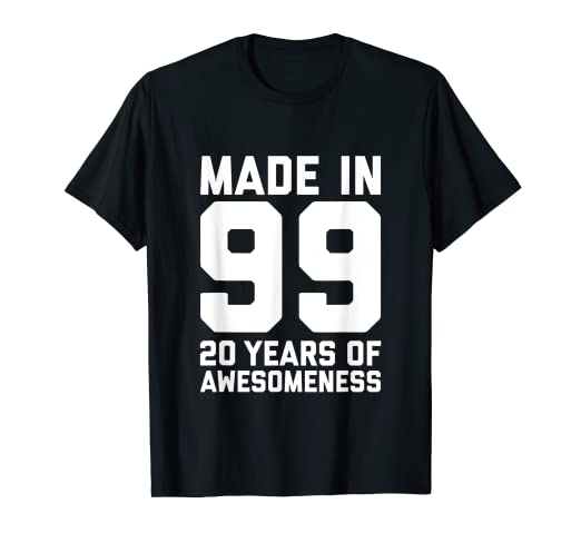 47452af2 Image Unavailable. Image not available for. Color: 20th Birthday Shirt  Girls 20 Year Old Daughter Gifts Twenty