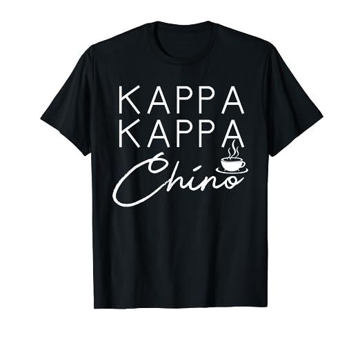 3475c895e2 Amazon.com: Kappa Kappa Chino T-Shirt: Clothing