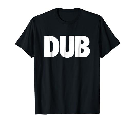 Amazon.com  Dub Reggae Music T-Shirt Vinyl Record Rasta Lion Cool ... cbaf1891951