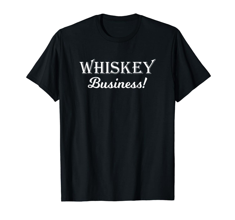 9385a224b Amazon.com: Whiskey Business Shirt W: Clothing