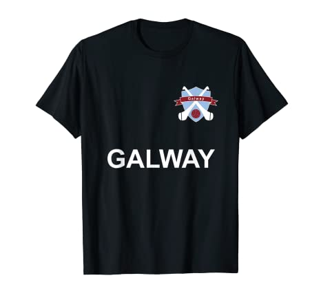 Image Unavailable. Image not available for. Color  Galway GAA Jersey Shirt 906862a16