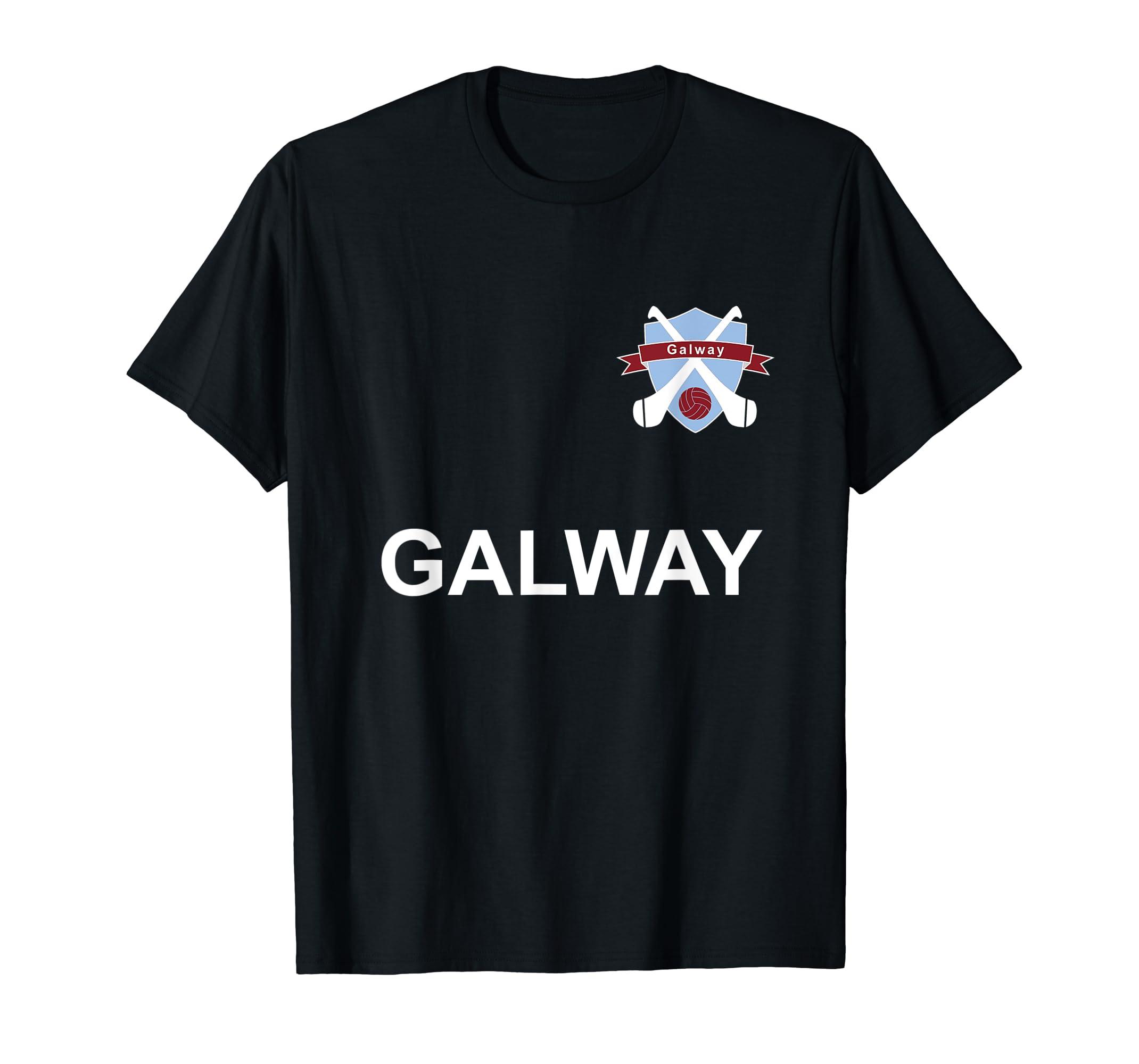 Amazon.com  Galway GAA Jersey Shirt  Clothing 00f513aaa
