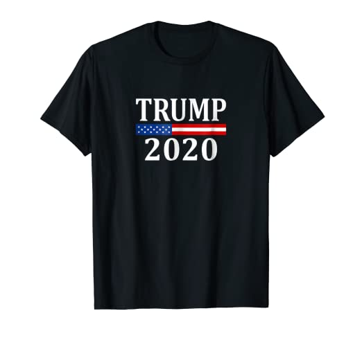 70d374b57 Image Unavailable. Image not available for. Color: Trump 2020 T-shirt ...