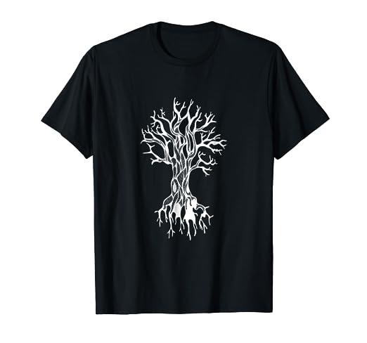 Amazon.com: Tree Of Life Shirt New Age Yoga Meditation Tee ...