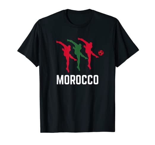 490974d582d Image Unavailable. Image not available for. Color  Morocco Soccer Jersey ...