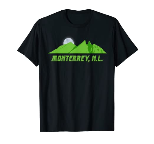 T-Shirt Cerro de la Silla Monterrey, N.L.