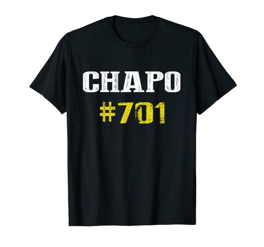 Amazoncom Men Women Chapo Billionaire 701 T Shirt Funny Clothing