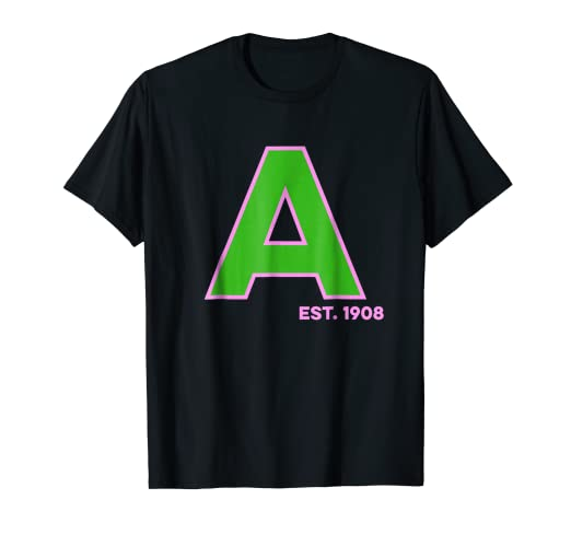 379673cc183 Amazon.com  AKA Established 1908 t-shirt  Clothing
