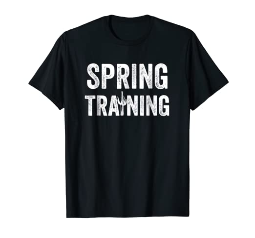 9cf36ae3d Image Unavailable. Image not available for. Color: Cactus League Spring  Training T Shirt ...