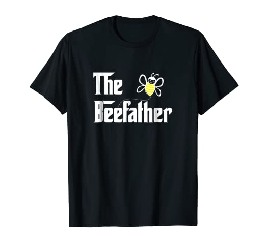 a5045520d9d28 Amazon.com: The Bee Father T-Shirt: Clothing